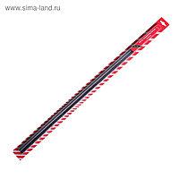 """Резинки щеток стеклоочистителя Autovirazh, 28""""/700 мм, для бескаркасной щетки, набор 2 шт"""