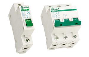 Выключатель автоматический реечный C45N (BA 63Л 4.5KA) 1Р (1А,2А,3А,4А,5А,6А; 50А,63А)