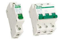 Выключатель автоматический реечный C45N (BA 63Л 4.5KA) 2Р (1А,2А,3А,4А,5А,6А; 50А,63А)