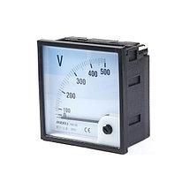 Вольтметр ANDELI AM-96 AC 0-500V (96*96)