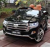 Электромобиль Toyota Land Cruiser 200, фото 2