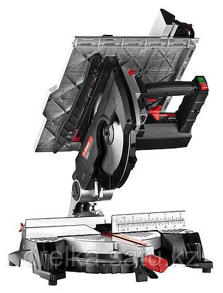 Пила торцовочная ЗУБР ЗПТК-305-1900, комбинированная, d 305 мм, 4200 об/мин, 1900Вт, фото 2