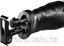 Сабельная пила ЗУБР ЗПС-850 Э, 850 Вт, 0-2800 ход/мин, рез 150 мм (дерево), 12 мм (сталь), ход штока 28 мм , фото 2