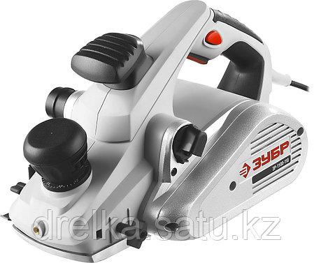 Электрорубанок ЗУБР ЗР-1100-110, глубина 3,5 мм, 16000 об/мин, 110 мм, 1100 Вт., фото 2