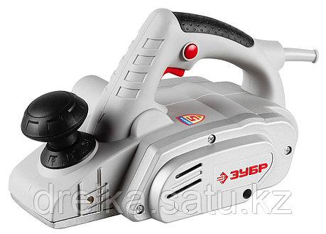 Электрорубанок ЗУБР ЗР-950-82, глубина 3 мм, 16000 об/мин, 82 мм, 950 Вт., фото 2