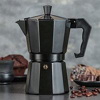 """Кофеварка гейзерная """"Black"""""""