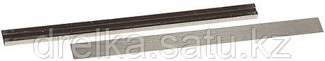 Нож для электрорубанка ЗУБР ЗРЛ-82, 82 мм, 2 шт. , фото 2