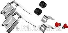 Станок точильный ЗУБР ЗТШМ-150-250, МАСТЕР, двойной, диск 150 х 20 х 32 мм, лампа подсветки, 250 Вт., фото 3