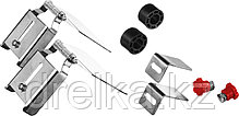 Станок точильный ЗУБР ЗТШМ-200-450, МАСТЕР, двойной, диск 200 х 20 х 32 мм, лампа подсветки, 450 Вт., фото 3