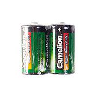 Батарейка CAMELION R14P-SP2G Super Heavy Duty C 1.5V mAh 2 шт. Блистер