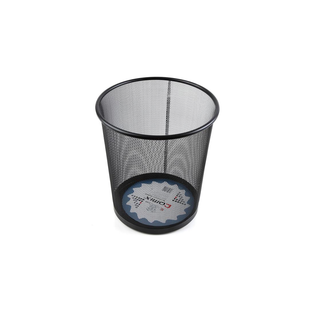 Корзина металлическая Comix B2005  литров Φ265*285 мм. Чёрный