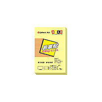 Стикеры бумажные самоклеющиеся Comix D5001 51х76 мм. 100 л. упак./12 шт. В ассортименте