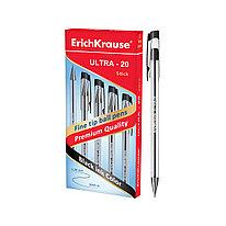 Ручка шариковая ErichKrause® 13876 ULTRA-20 цвет чернил черный (упак./12 шт.)