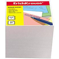 Бумага настольная ErichKrause® 4454 90x90x90 мм в пленке 12 шт. белый