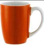 Кружка, Оранжевый