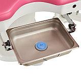 """Кресло гинекологическое """"Armed"""" SZ-II (цвет  голубое ; розовое), фото 9"""