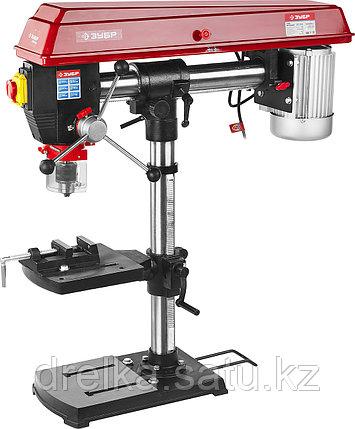 Станок сверлильный ЗУБР ЗСС-550, безопасный выключатель, 5 скоростей, патрон 16 мм, 550 Вт., фото 2