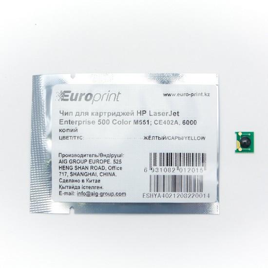 Чип Europrint CE402A