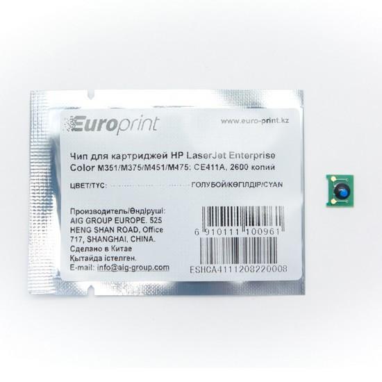 Чип Europrint CE411A
