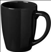 Кружка, Черный