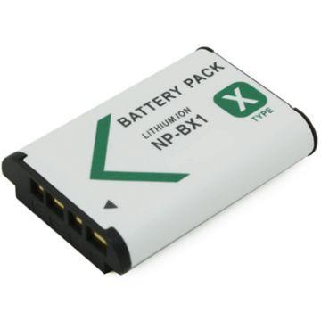 Aккумулятор PowerPlant Sony NP-BX1 1240mAh