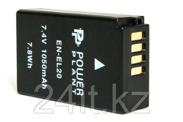 Аккумулятор PowerPlant Nikon EN-EL20 1050mAh