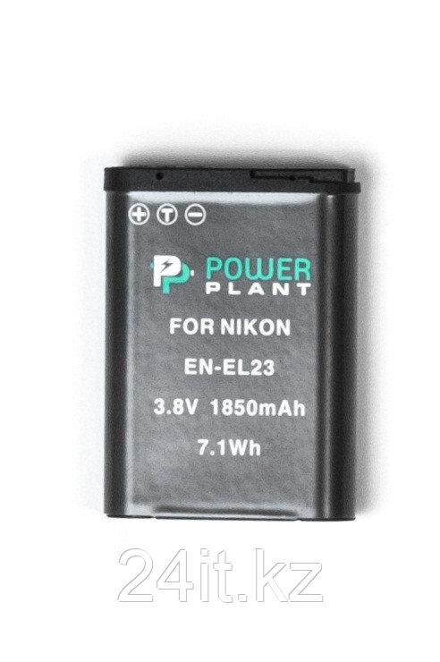 Аккумулятор PowerPlant Nikon EN-EL23 1850mAh