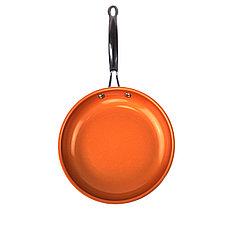 Алюминиевая сковорода Шеф-повар, 24 см, фото 2