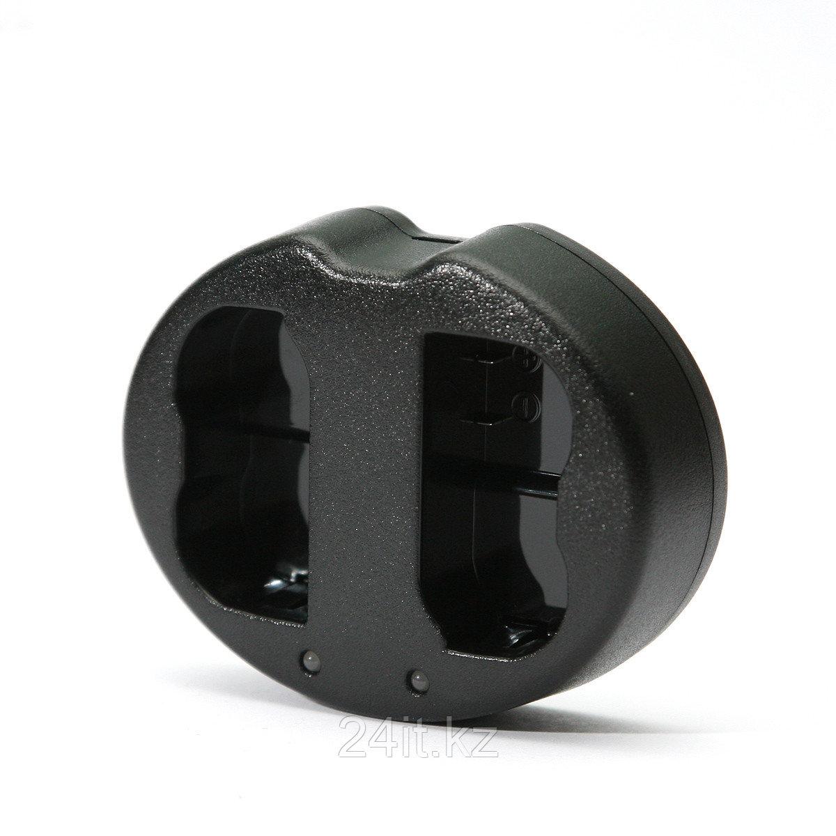 Зарядное устройство PowerPlant Dual Canon LP-E6 для двух аккумуляторов