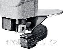 Ножницы листовые электрические, ЗУБР, радиус поворота 40мм, до 2.5мм,1800об/мин, 500Вт. , фото 2