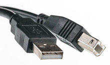 Кабель PowerPlant USB 2.0 AM  – BM, 5м, One ferrite