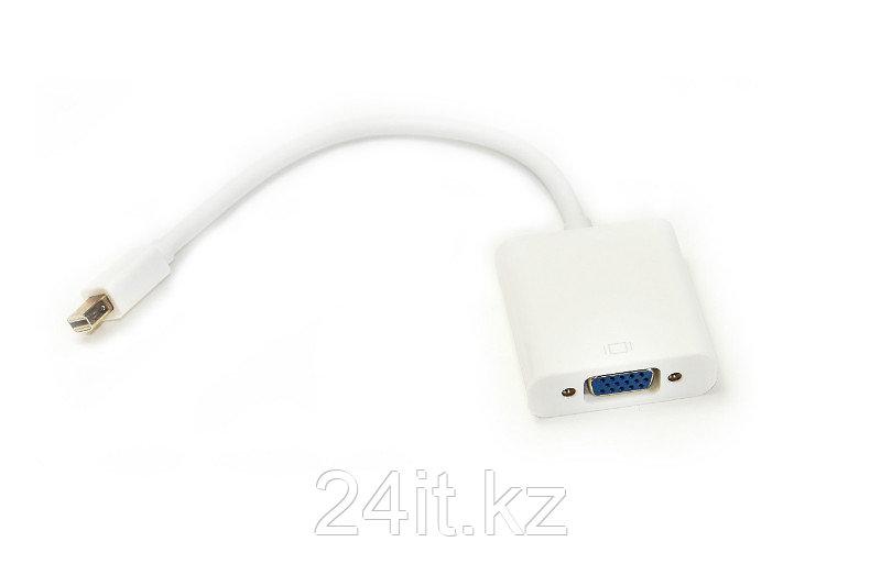 Кабель-переходник PowerPlant Mini DisplayPort - VGA, 0.15m