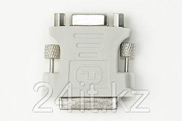 Переходник PowerPlant VGA M/F - DVI