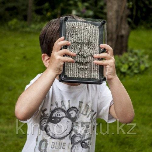 Гвоздики 3D, сувенир-отпечаток, антистресс