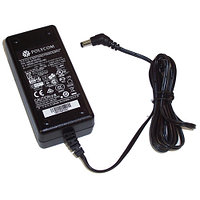 Блок питания Polycom Universal Power Supply for VVX 100 and 200 Series. 5-pack (2200-40350-122)