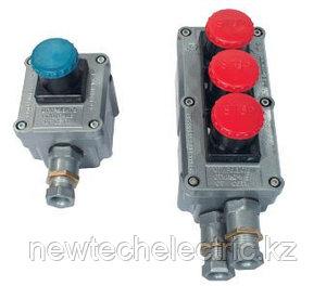 Посты управления взрывозащищенные кнопочные типа ПВК-15,25,35