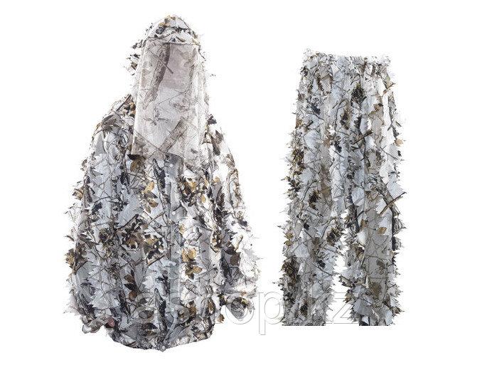 Маскировочный костюм Deerhunter Snow Camo 3D, Цвет: Зима, Размер: 52-54 (L\XL), (2067)
