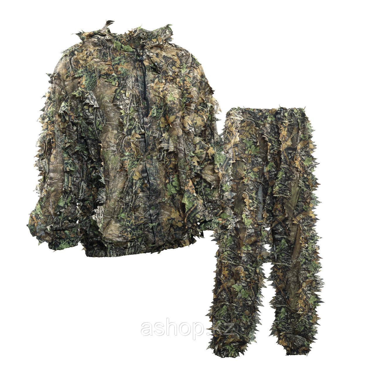 Маскировочный костюм Deerhunter Sneaky 3D, Цвет: Лес, Размер: 48-50 (S\M), (2065)