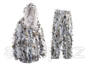 Маскировочный костюм Deerhunter Snow Camo 3D, Цвет: Зима, Размер: 48-50 (S\M), (2067)
