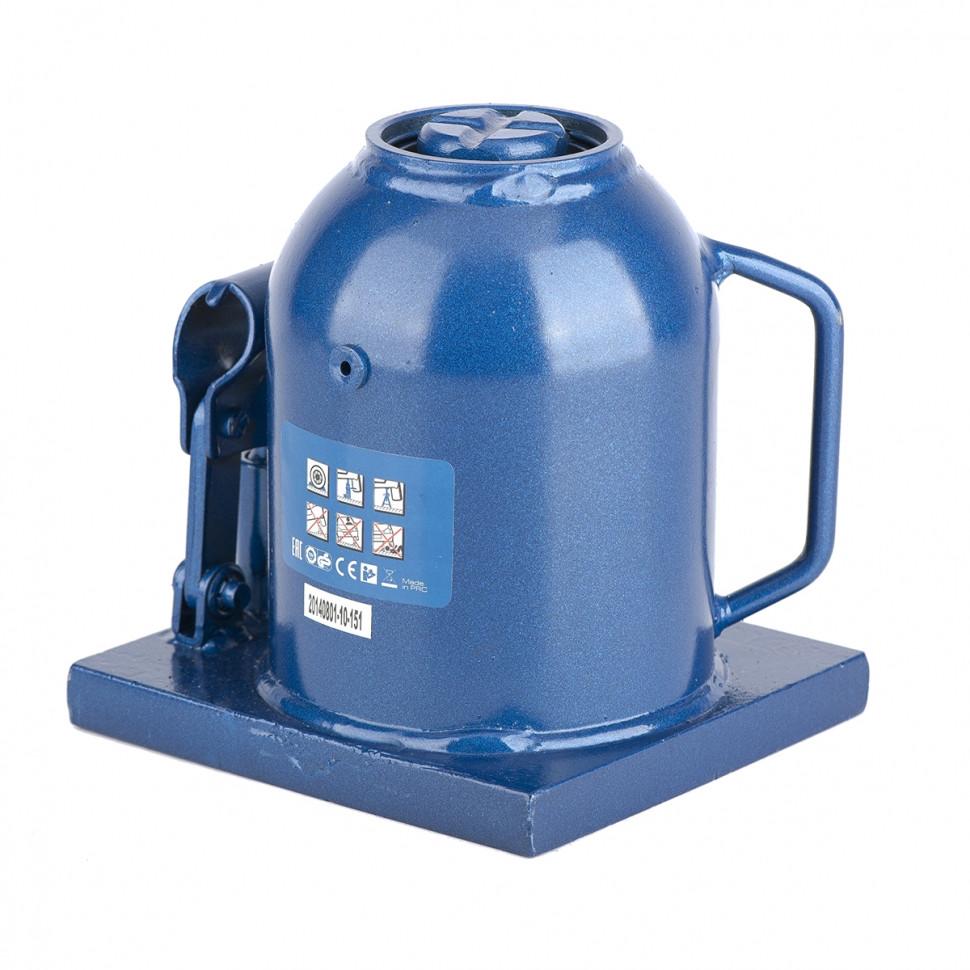 Домкрат бутылочный гидравлический от 2 до 50 тонн STELS
