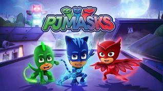 Герои в масках игрушки PJ Masks