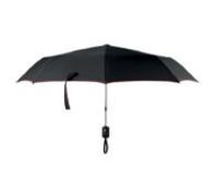 Зонт SKYE FOLDABLE, Черный