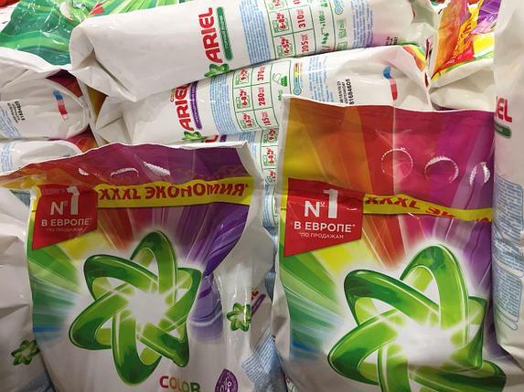 Фасовка и упаковка стирального порошка , фото 2