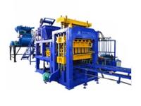Автоматический вибропресс для производства блоковqt12-15 из Китая