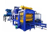Автоматический вибропресс для производства блоков qt12-15 из Китая