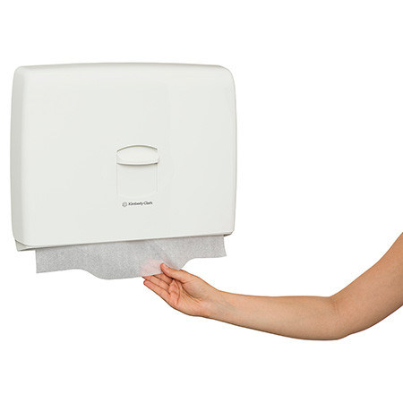 Диспенсер для персональных покрытий на сиденье унитаза Aquarius 6957