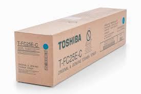 Тонер TOSHIBA T-FC25EC(голубой)