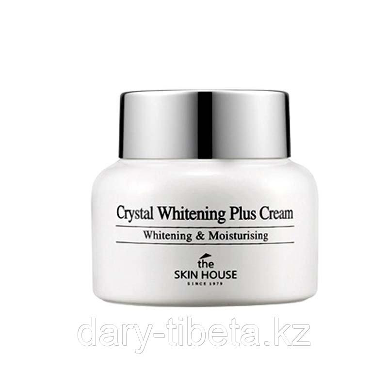 THE SKIN HOUSE Crystal Whitening Plus Cream- Отбеливающий крем