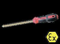 Отвертка Torx (наконечник звёздообразный) искробезопасная 200 мм