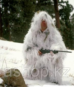 Маскировочный костюм Rothco Bushrag Ultralight Snow Camo, Цвет: Зима, Размер: M/L, (651301)